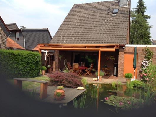 Terrassenüberdachung Grevenbroich terrassendächer fortuna wintgergarten