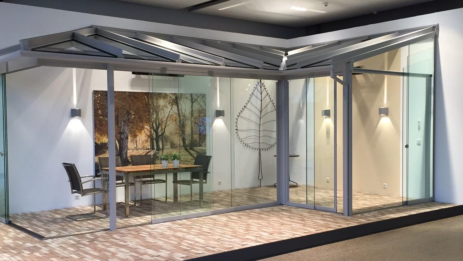 terrassendächer - fortuna wintgergarten, Moderne
