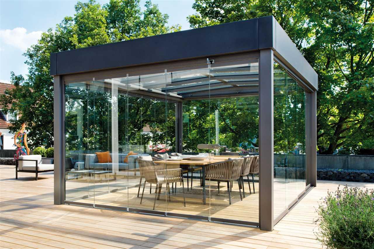terrassen berdachung fortuna wintgergarten. Black Bedroom Furniture Sets. Home Design Ideas