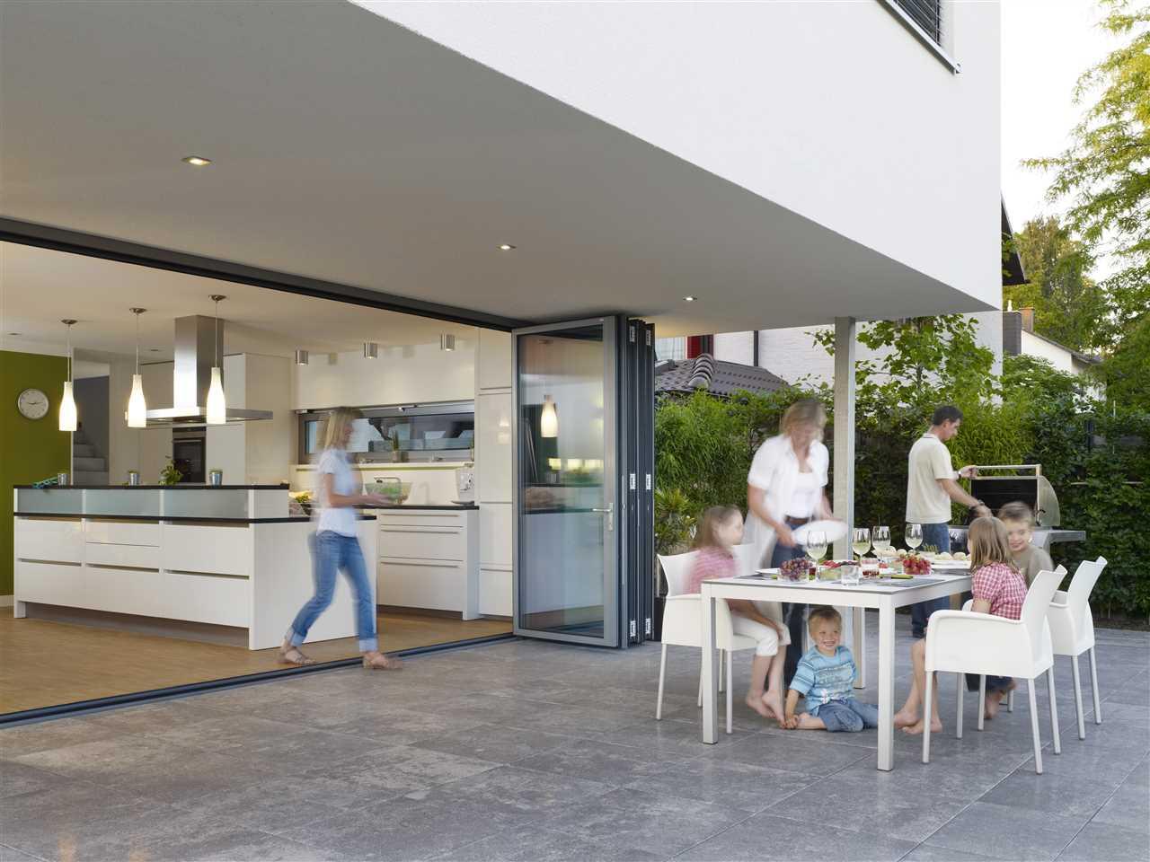 glas faltwand faltanlage fortuna wintgergarten. Black Bedroom Furniture Sets. Home Design Ideas