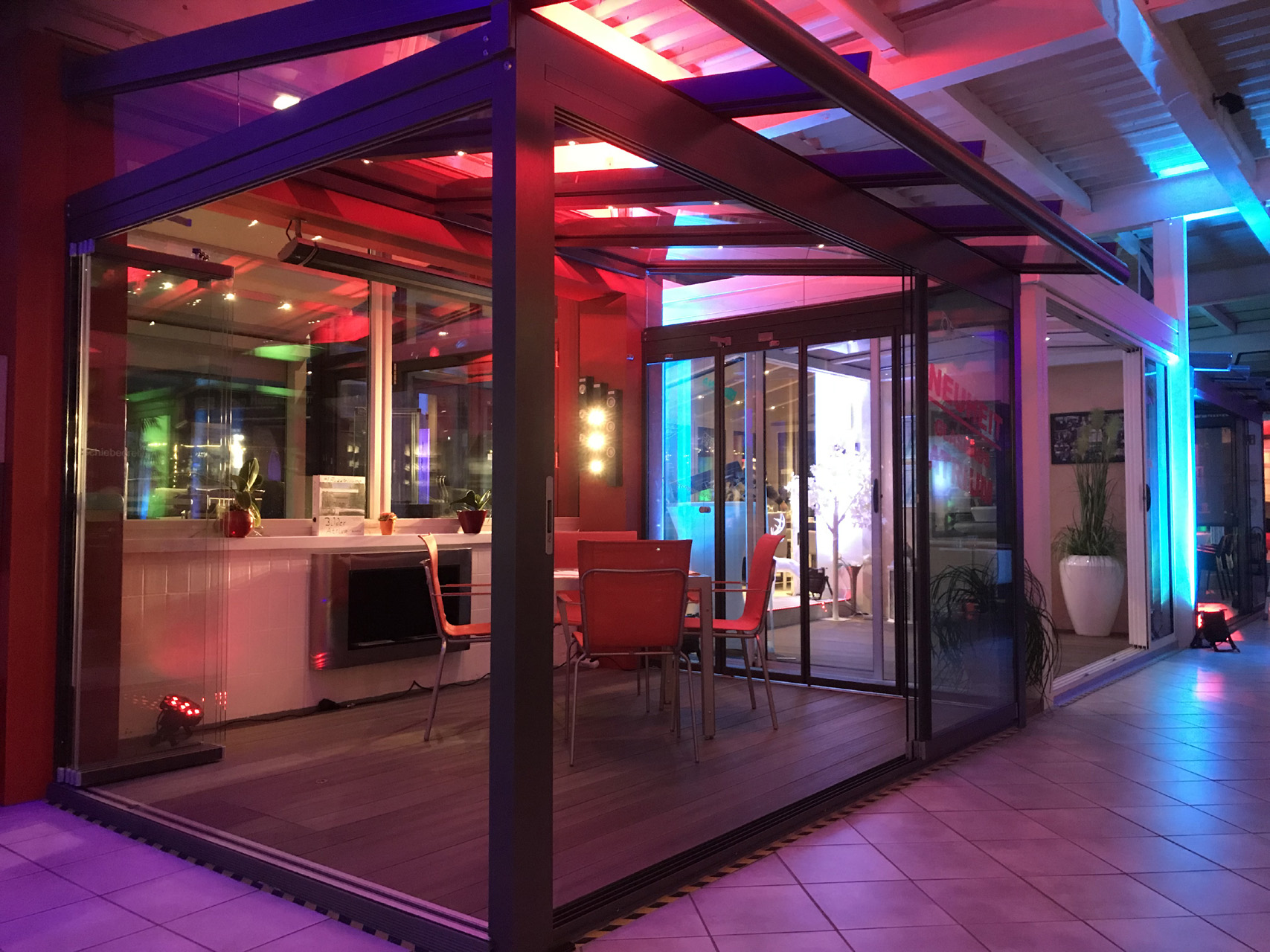 galerie events fortuna wintgergarten. Black Bedroom Furniture Sets. Home Design Ideas